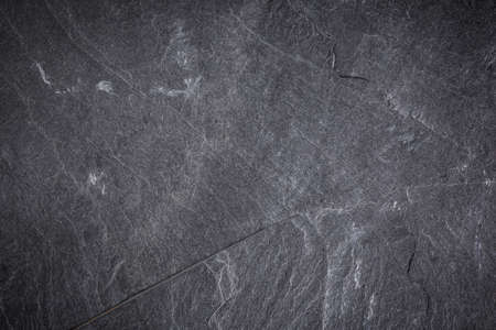 Dark grey and black slate texture or background