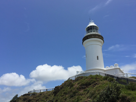 byron: Byron Bay lighthouse, Australia
