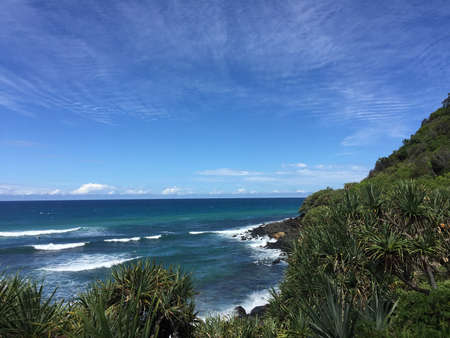 gold coast australia: Burleigh heads Gold coast, Australia