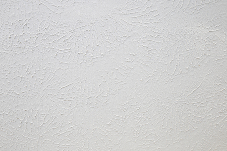 finishing: Sponge painted,abstract textured white ceiling background