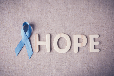 carcinoma: Light blue, sky blue ribbons toning background, Prostate Cancer Awareness,Achalasia awareness and Adrenocortical carcinoma awareness