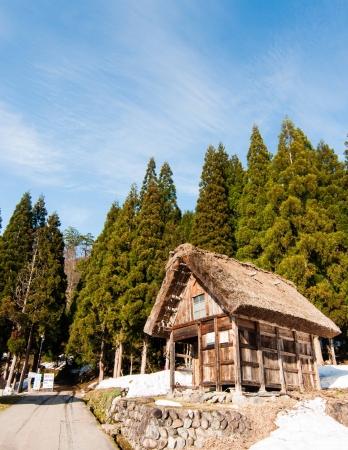 shirakawago: Gassho House, Shirakawago, Japan