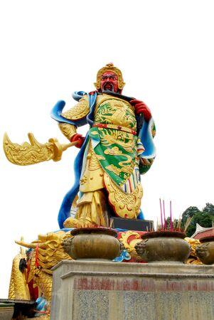 revere: God Guan Yu