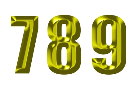 Number of gold photo