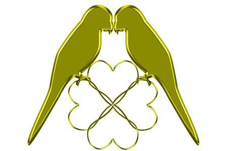 quiddity: Golden bird