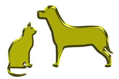 miserly: Cat   Dog gold