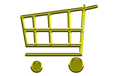 shopping carriage: Trolley