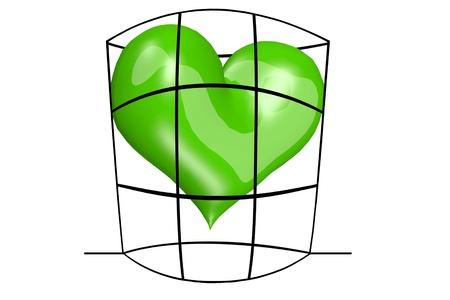 love detonate: Basket put love