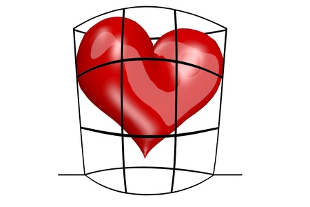 well timed: Basket put love