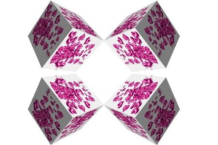 Box put love Stock Photo - 14852835