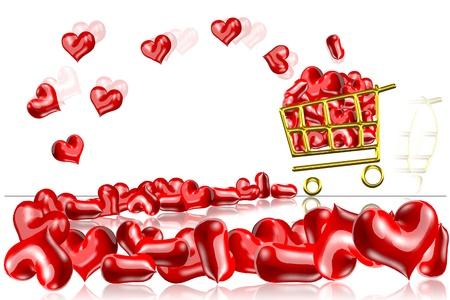 quiddity: Love brake Stock Photo