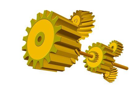 Getriebe 3D