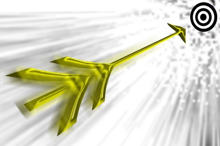 trajectory: Trajectory of the arrow