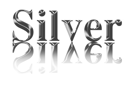 Fonts silver