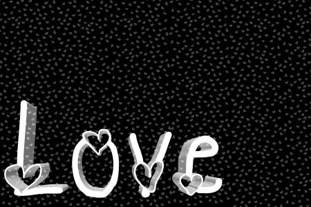 Pure love Stock Photo - 15117728