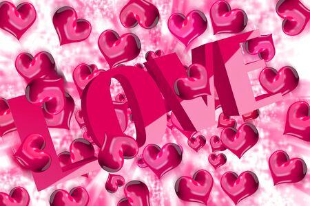 Verbreiten Sie die Liebe