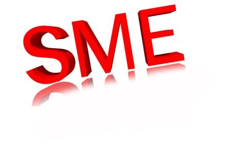Kleine und mittlere Unternehmen Lizenzfreie Bilder