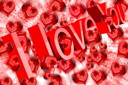 Spread the love Stock Photo - 15286924