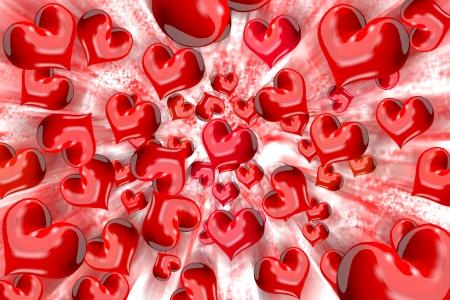 Spread the heart photo