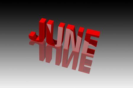 slick: June the 3D