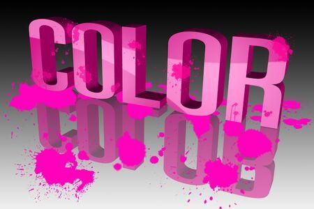 paleta de caramelo: Los colores son vibrantes