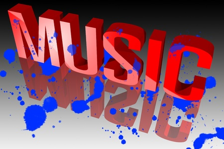 tercet: Colors of music