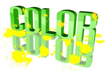 ebon: Colores sexto descuidado