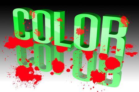 ebon: Manchas de color