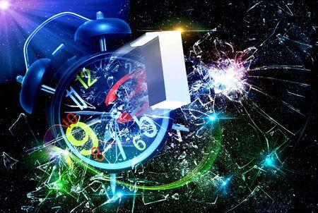 Time bomb 3D Stock Photo - 17174662