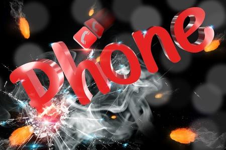 Phoone 3D photo