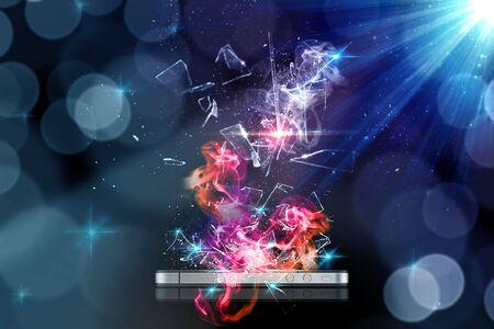 emanate: Phone hot 3D