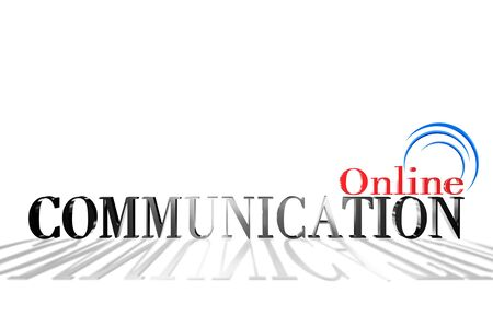 online world: Limit communication in the online world