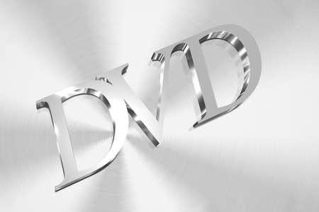 versatile: Digital Versatile Disc Stainless Stock Photo