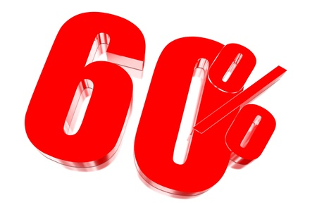 injurious: 60 percent discount on three-dimensional