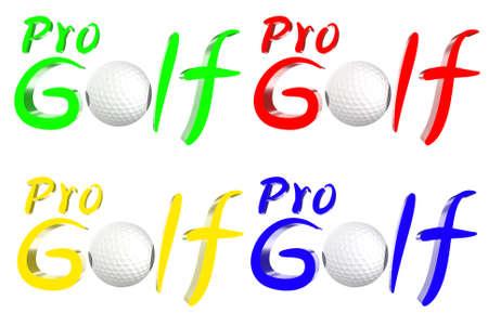 Pro golf 3D