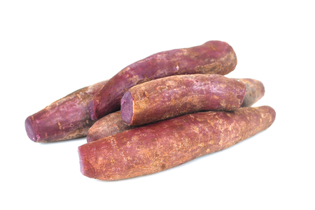 Thai purple yam.