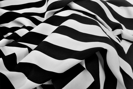 Black and white pattern as background