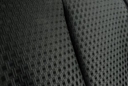 Mesh pattern background.Background patterned leather car seats.