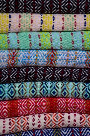 messaline: Colorful messaline pattern