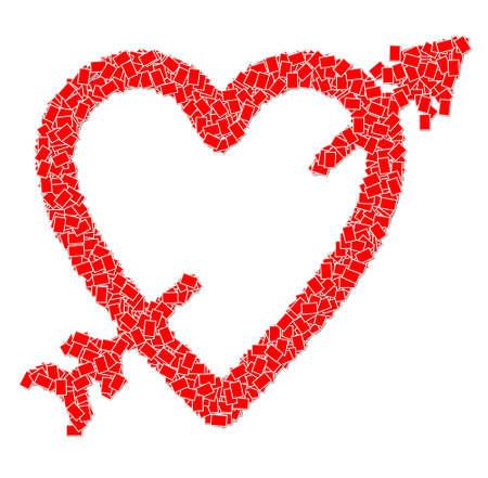 inlove: Heart shape and arrow