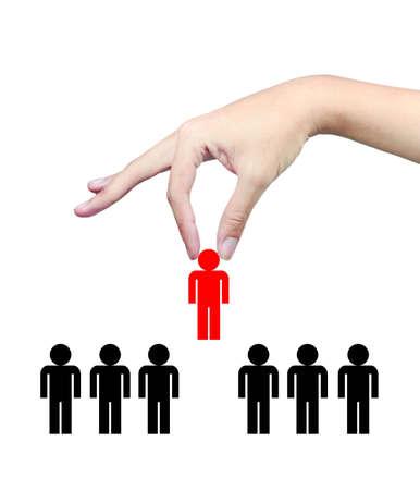 chosen: The hand pick up chosen people
