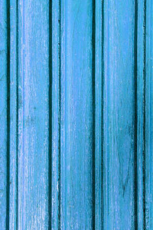 The old blue wooden texture background photo