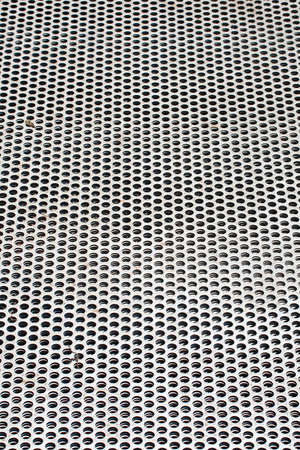 cribriform: The metal net seamless texture Stock Photo