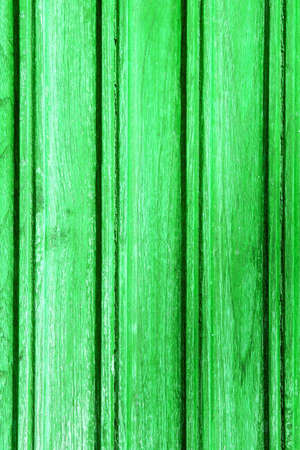 The old green wooden texture background photo