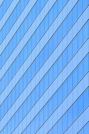 The business building windows abstract background photo