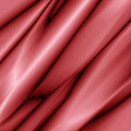 The red fabric fold background photo