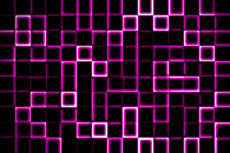 The abstract art square background