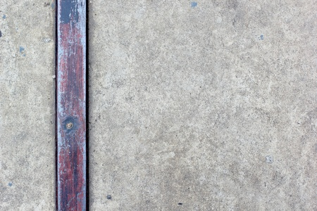 The abstract concrete floor background photo