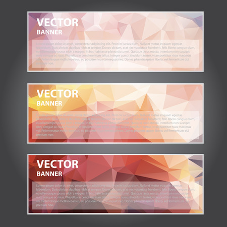 isolation backdrop: The Vector Illustration, Banner for Design and Creative Work Illustration
