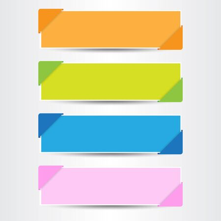 isolation: The Colorful Banner, Vector Work